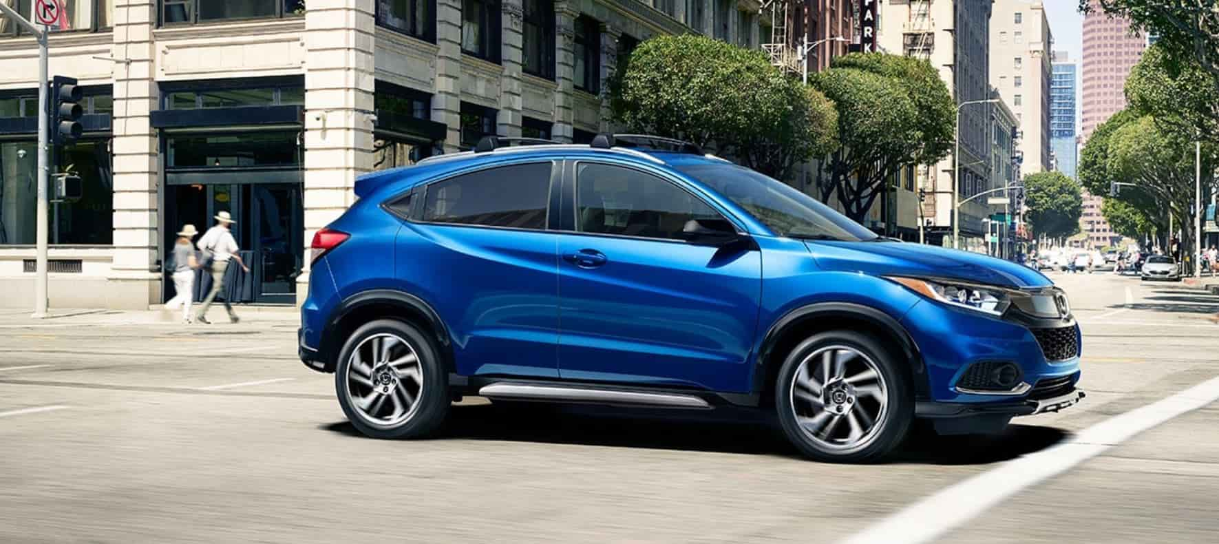 What's new with the 2020 Honda HR-V near Quincy IL