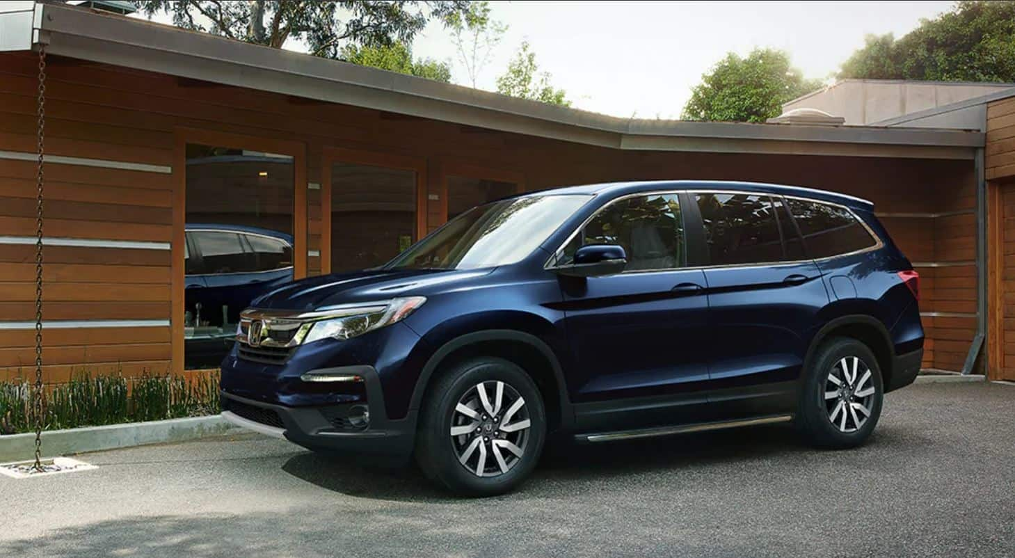 What's new with the 2020 Honda Pilot in Burlington IA