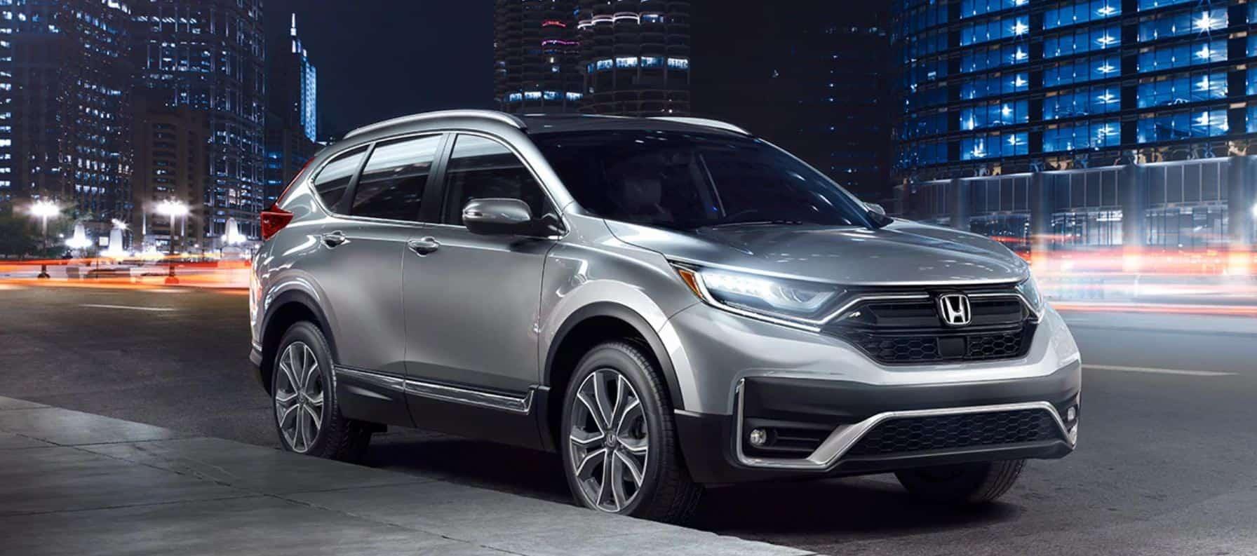 Why Buy the 2020 Honda CR-V in West Burlington IA