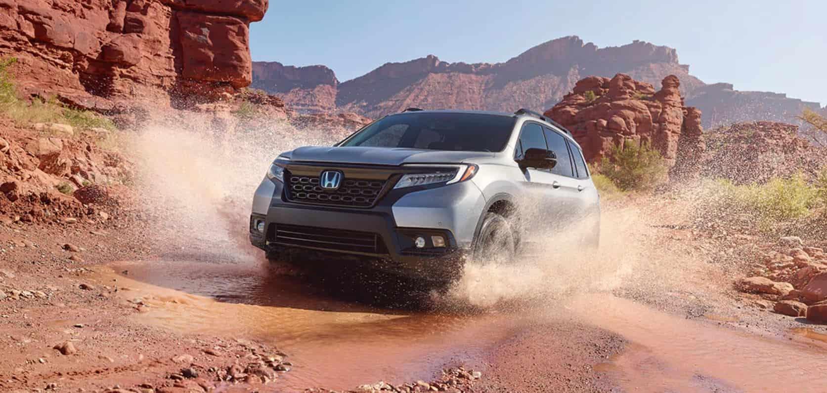 Purchase a SUV Online 2020 Honda Passport Near Macomb IL