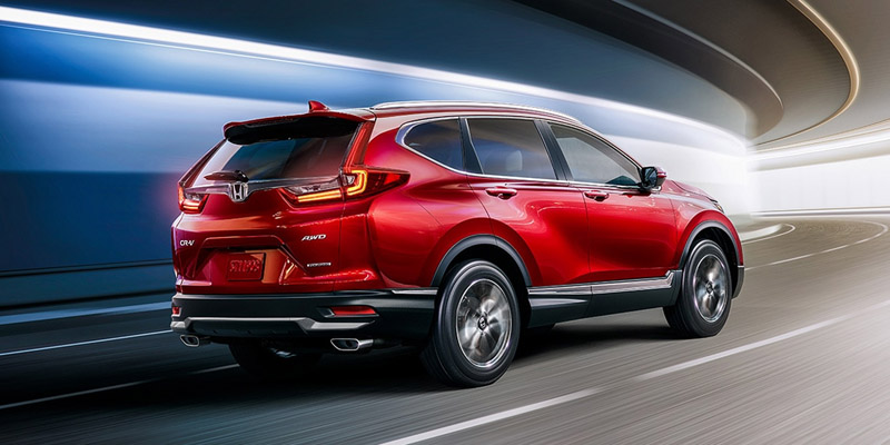 Check out the highly efficient 2020 Honda CR-V in Burlington IA