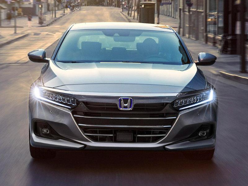 Brad Deery Honda - The 2021 Honda Accord has been revised near Burlington IA