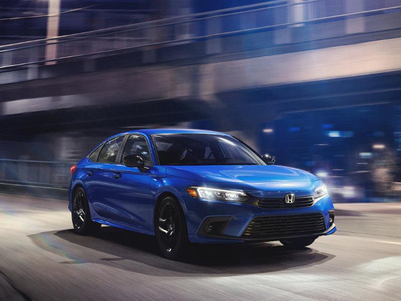 Brad Deery Honda - Learn about the 2022 Honda Civic Sedan near Fairfield IA