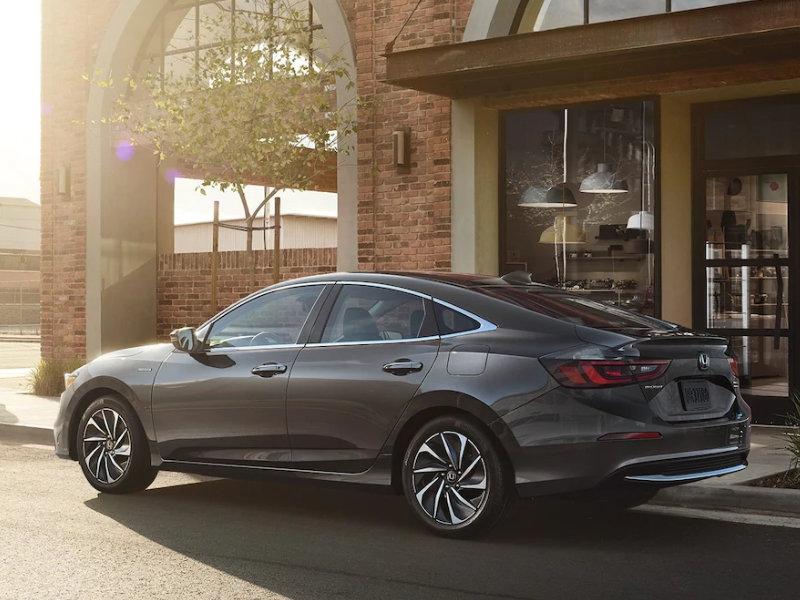 Brad Deery Honda - The 2022 Honda Insight has amazing features near Fairfield IA
