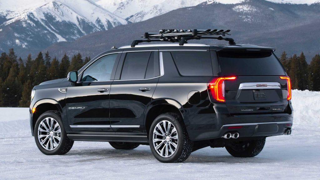 2021 Gmc Yukon Vs Yukon Xl Brazelton Auto