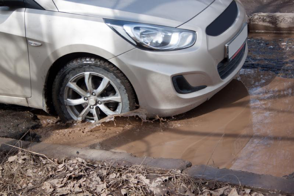 How to Mitigate the Damage of Potholes, Speed Bumps, and Fender Benders