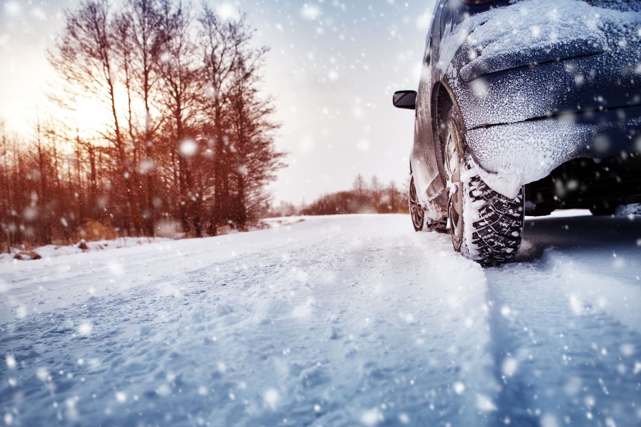 Slushy Conditions Ahead: Get Your Tires Ready for Winter Driving