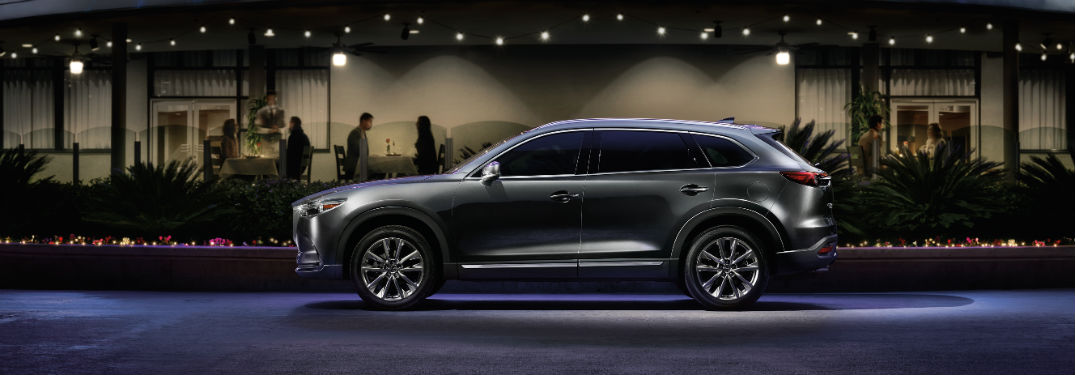 What New Features are Included with the New 2019 Mazda CX-9 at Cardenas Mazda in Harlingen TX?