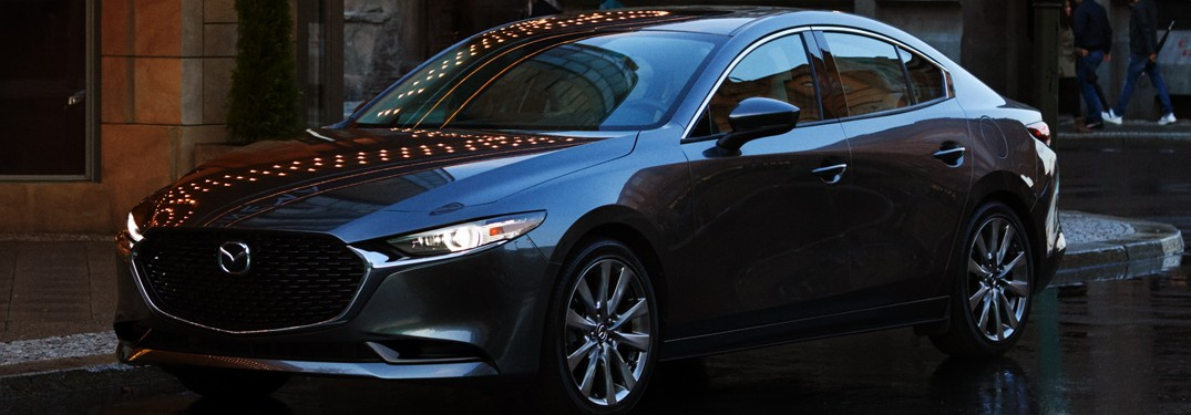 Introducing the new Mazda3