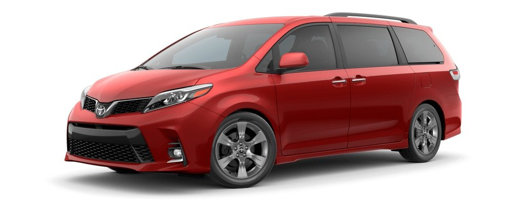 Image result for new 2019 toyota sienna