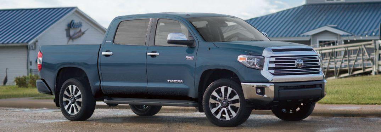 2019 Toyota Tundra Models and Trim Levels