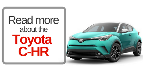 What Colors Does The New 2019 Toyota C Hr Come In