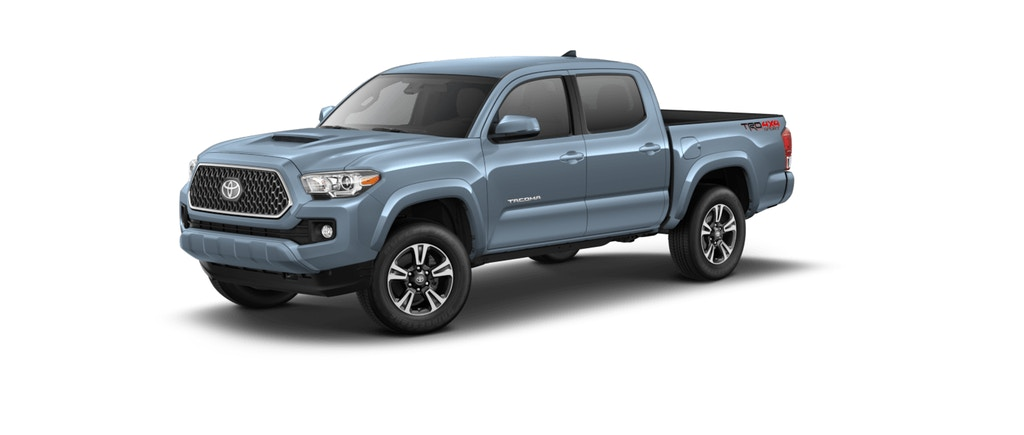 2018 Toyota Tacoma Spec >> What colors does the new 2019 Toyota Tacoma come in?
