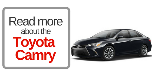 What Colors Does The New 2019 Toyota Camry Sedan Come In
