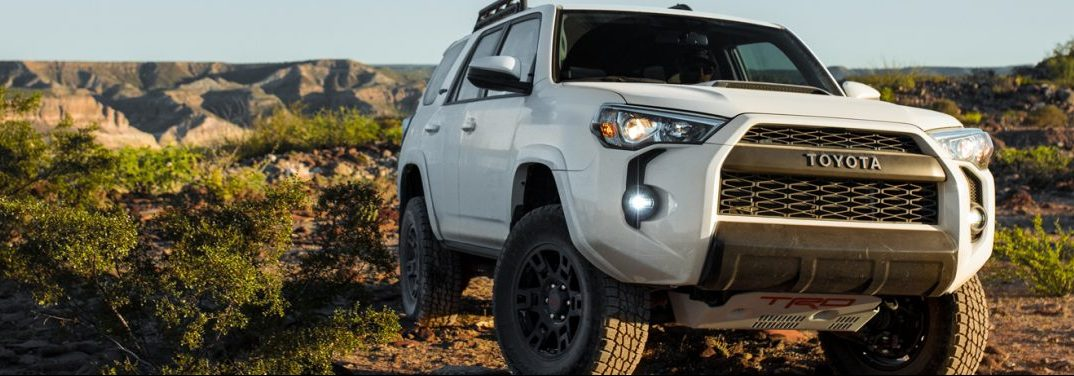 Toyota 4Runner Towing Capacity >> How Much Weight Can The 2019 Toyota 4runner Tow