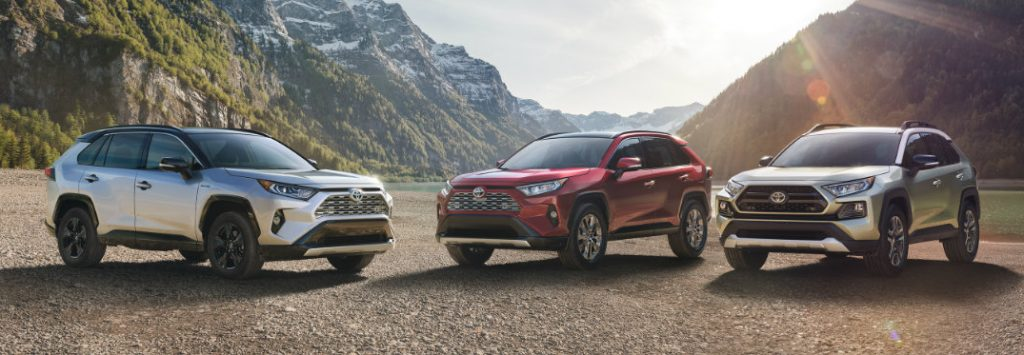 What Colors Does The 2019 Toyota Rav4 Come In
