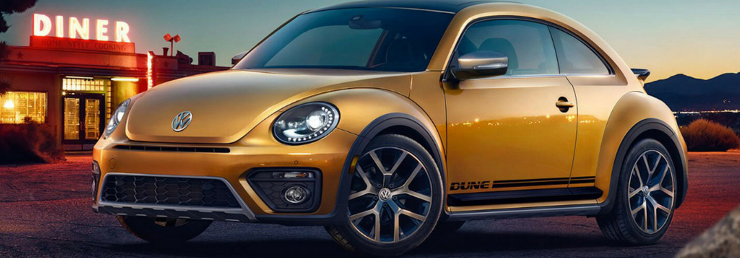 What Are The Color Options Of The 2018 Volkswagen Beetle
