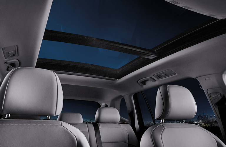 What Does Tiguan Mean >> How much cargo space does the 2019 Volkswagen Tiguan have?