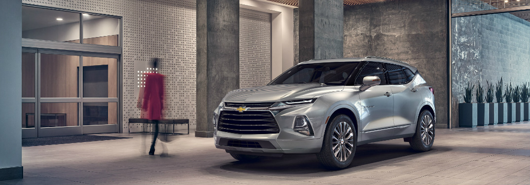 Subaru Dealers Near Me >> 2019 Chevy Blazer Release Date and Pricing