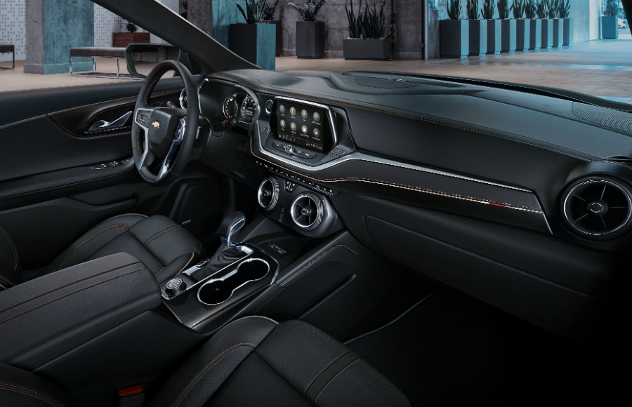2019 chevy blazer release date and pricing c2 o burke for Burke motor group used cars