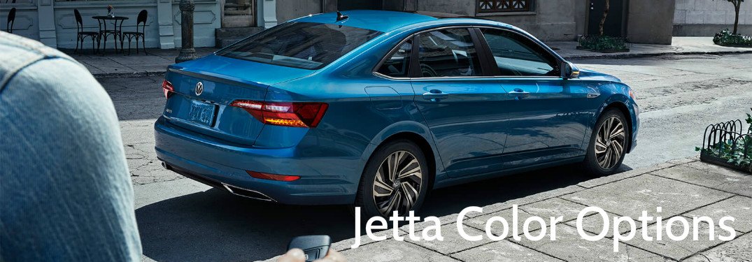 2019 Vw Jetta Paint And Interior Lighting Color Options A O Burke