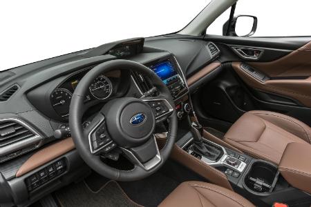 2019 Subaru Forester Pricing And Upgrades B O Burke Motor Group