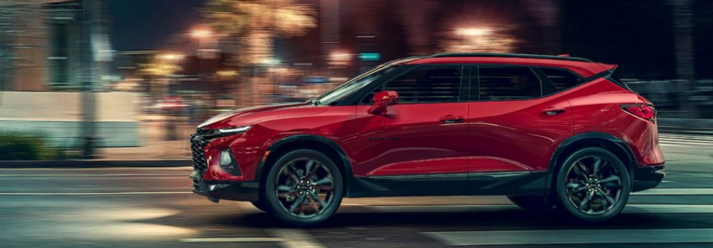 Chevy Lease Specials >> 2019 Chevy Blazer Paint Color Options
