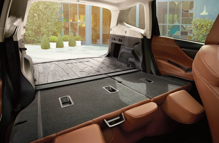 How Much Cargo Space Is In The 2019 Subaru Forester