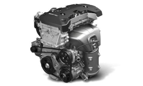 2019 GMC Acadia engine 2.5L 4 cylinder engine
