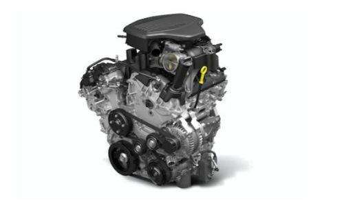 2019 GMC Acadia engine 3.6L V6