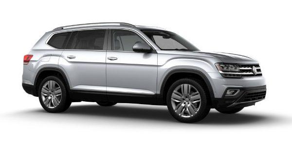 2019 Volkswagen Atlas Reflex Silver Metallic