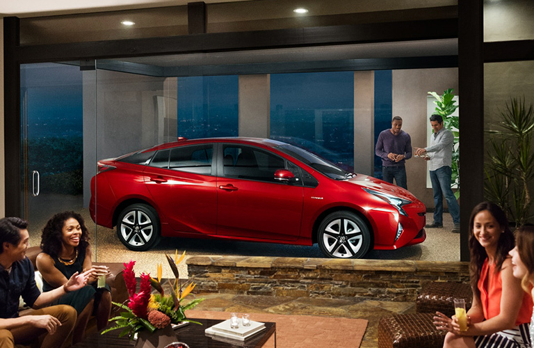 How Far Can The 2018 Toyota Prius Go On A Full Tank