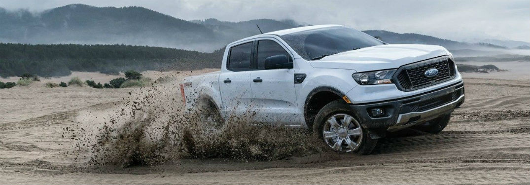 2019 ford ranger mudding