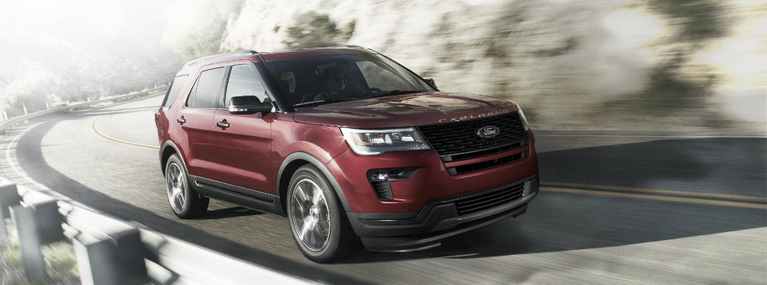 What Makes the 2019 Ford Explorer the Ultimate Home for the Holidays Vehicle?