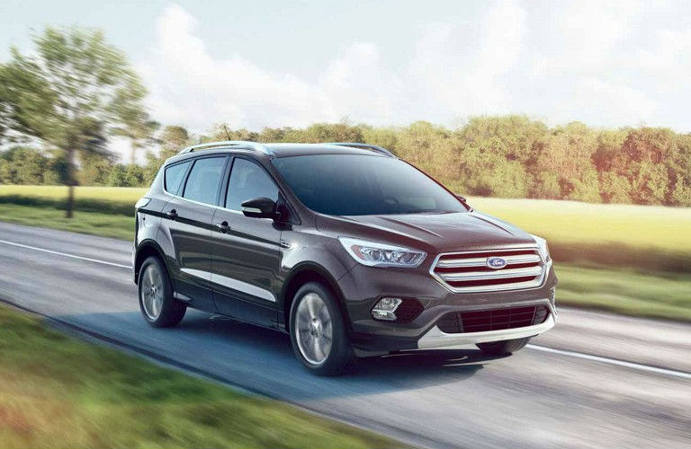 2019 Ford Escape MPG Ratings - Metro Ford Sales