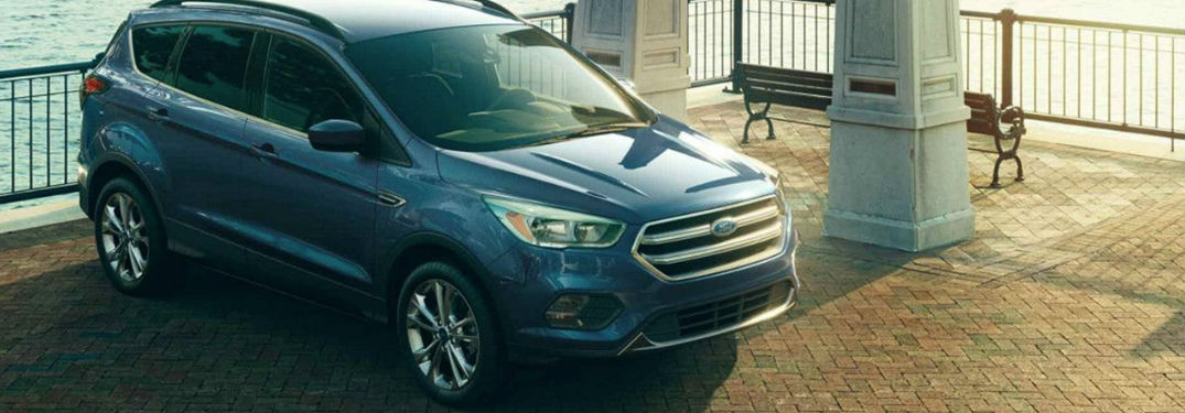 Instagram highlights the versatility, capability, and style of the Ford Escape in six photos