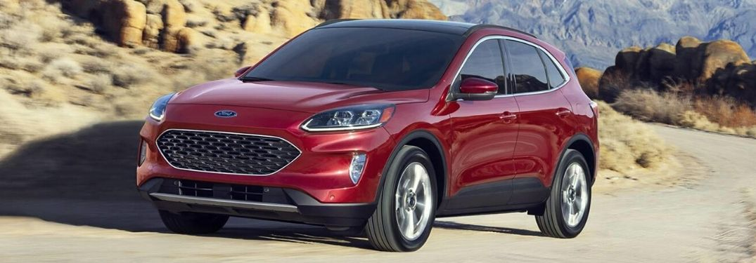 What Kind of Technology is on the 2020 Ford Escape?