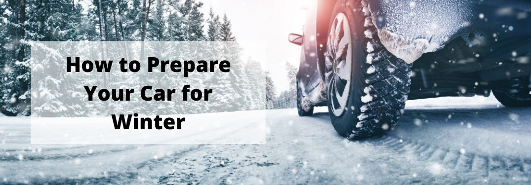 How Do I Prepare My Car for Winter?