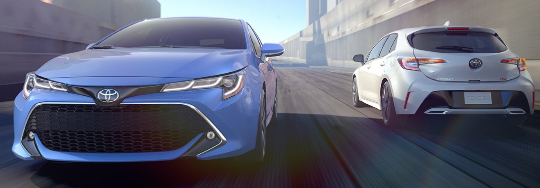 Check Out This 2019 Corolla Hatchback Walk Around Video From Toyota Of  Irving!