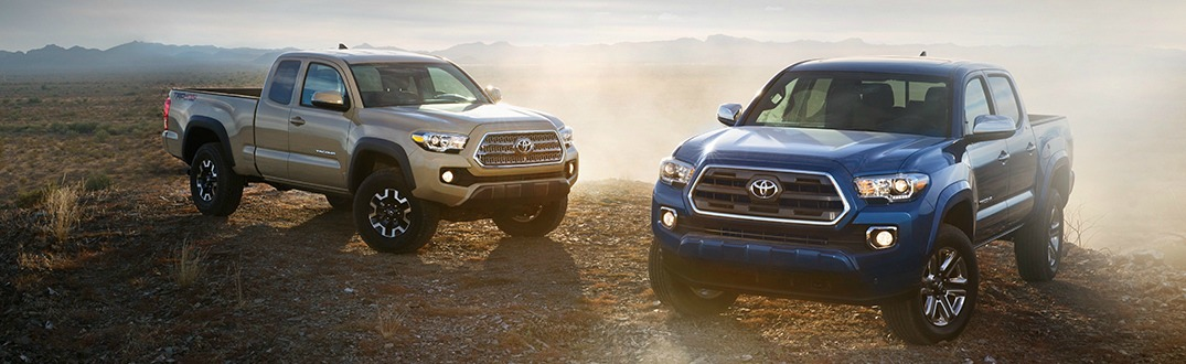 official 2016 Toyota Tacoma release date in San Jose CA