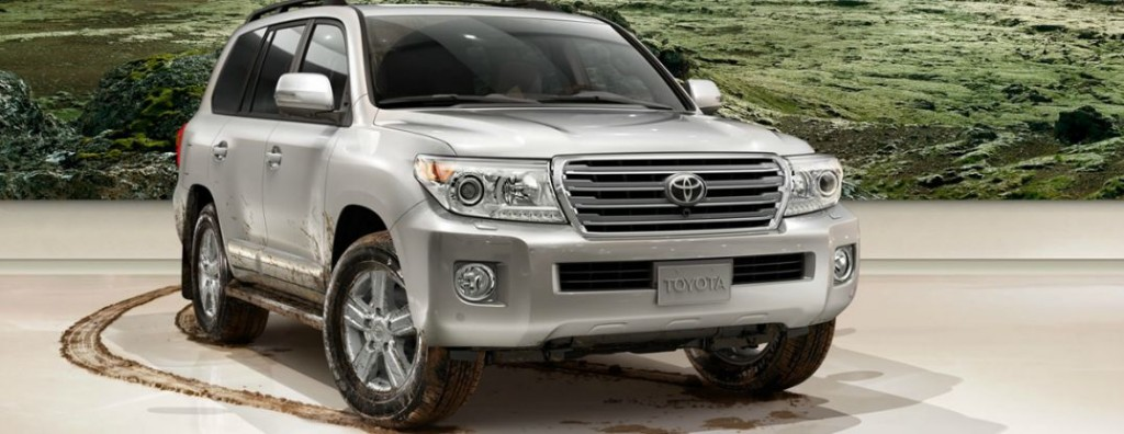 Differences Between 2015 Toyota Land Cruiser And 2015