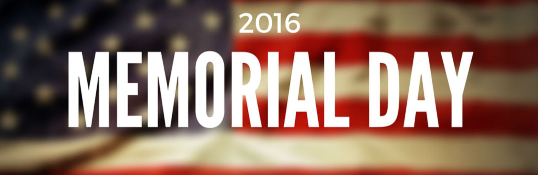 2016 Memorial Day Events in the Bay Area