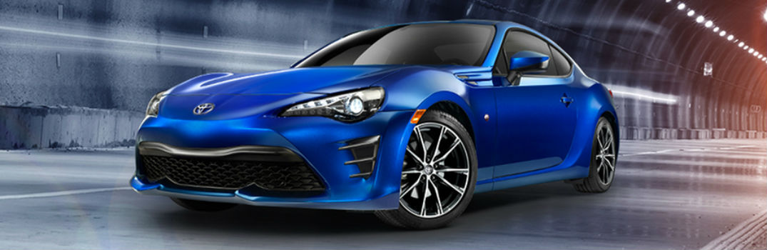 What is the Toyota 86?