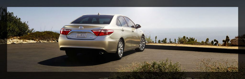 Who Is In The New Toyota Camry Commercial