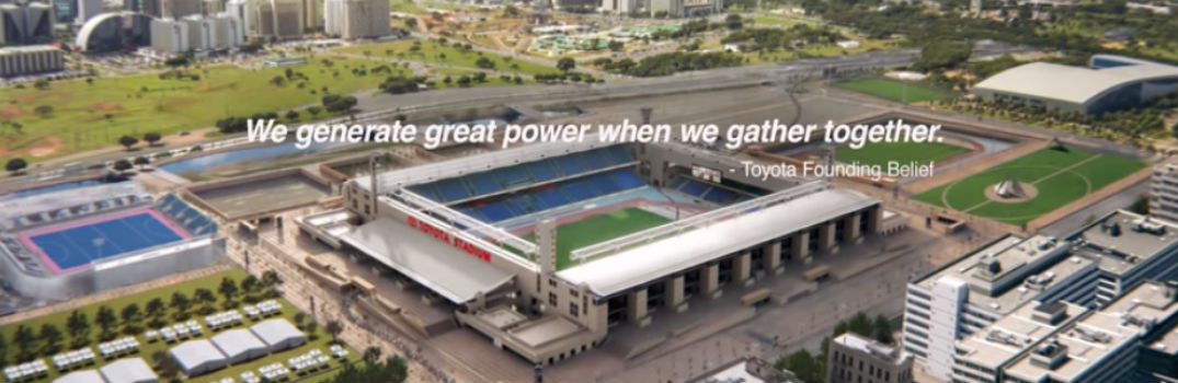 Toyota Join Hands Campaign