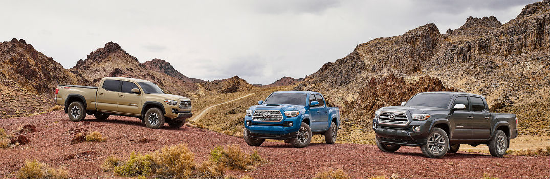 What's new with the 2017 Tacoma?