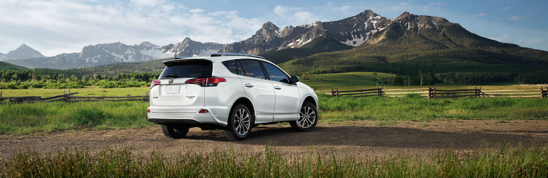 What's new with the 2017 Toyota RAV4?