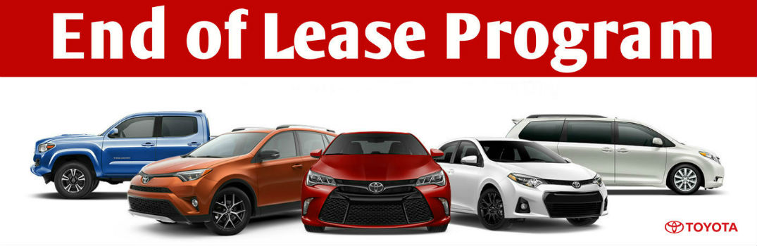 What happens when my car lease ends?