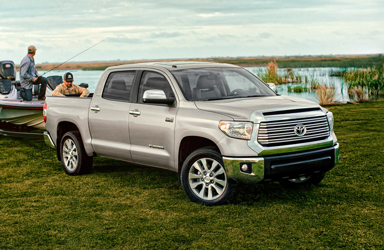 2017 Toyota Tundra towing and payload capacities