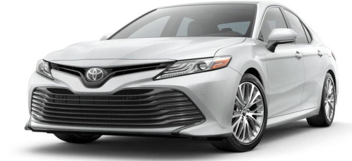Wind Chill Pearl 18 Camry